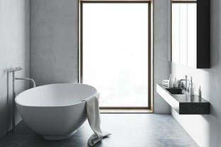 Magnificent How To Install A Bathtub On Concrete Floor Surrey Plumbing Interior Design Ideas Gentotryabchikinfo