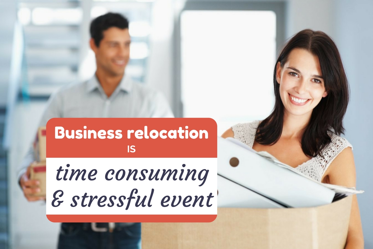 Business relocation company