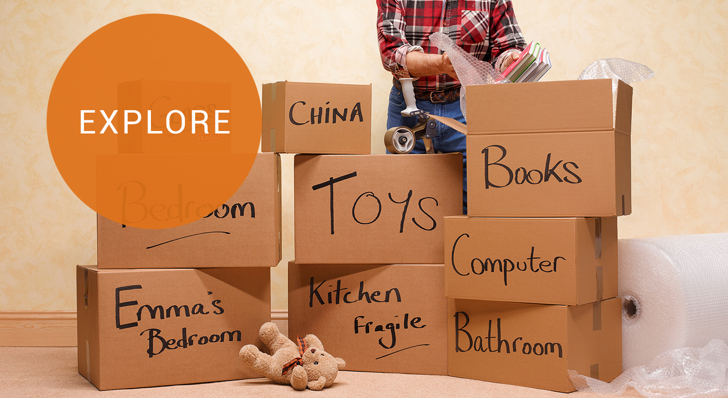 How to prepare for moving to a home in another city
